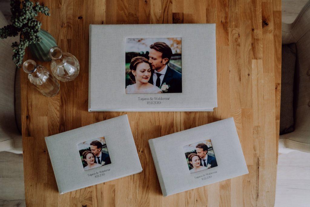 Erstellte Hochzeitsbücher von foto kleer