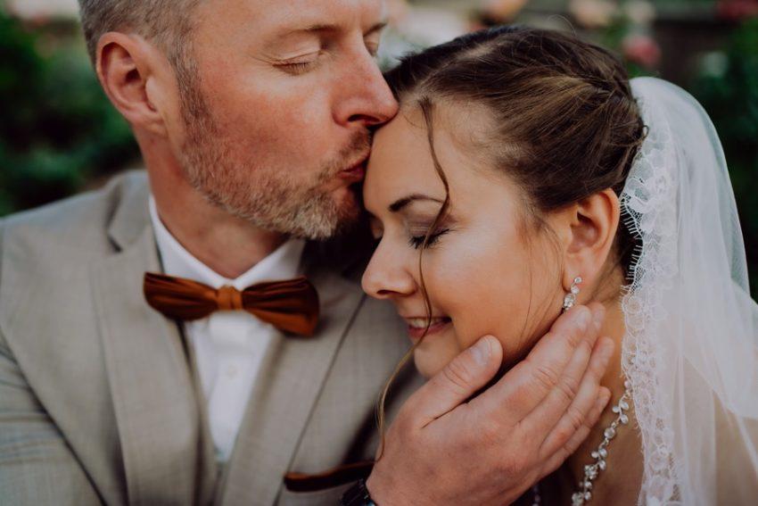Brautpaar -Hochzeit - Hochzeitsfotografie - FotoKleer
