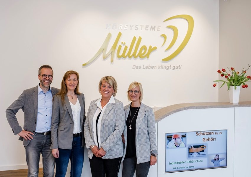 Hörakustik, Hörsysteme Müller, Businessreportage, Interior Aufnahme, Düren, Foto Kleer