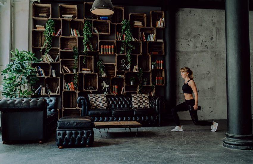 Fitness, Sport, Gesund Ernährung, Gesundheit, Körper, Businessaufnahme für Sozial Media Aufnahme, Foto Kleer