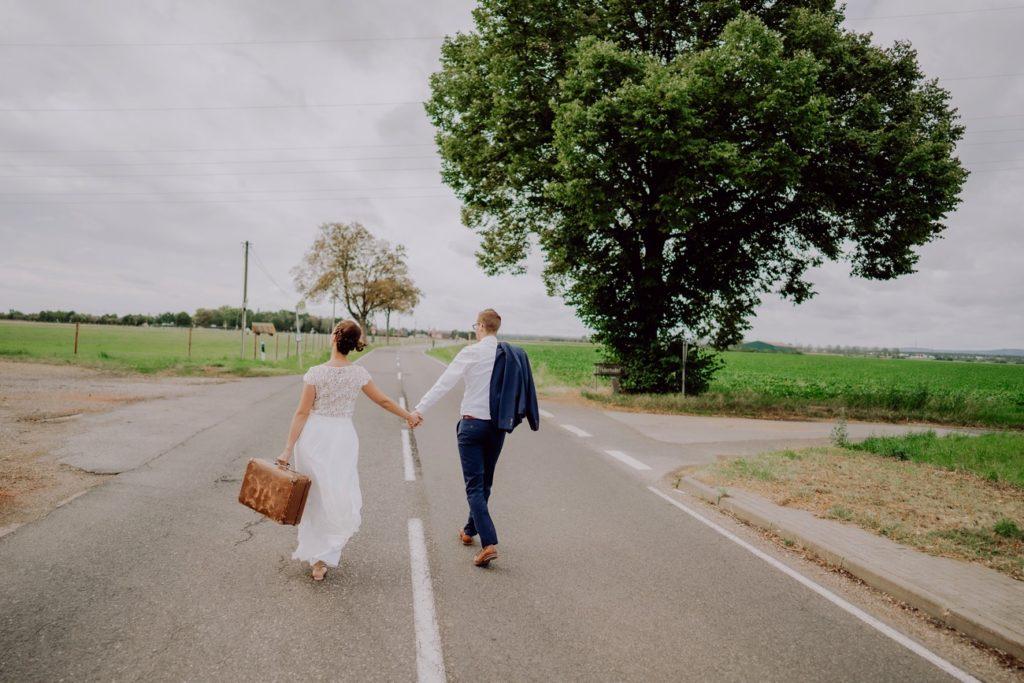 Gemeinsamer Weg in die Ehe